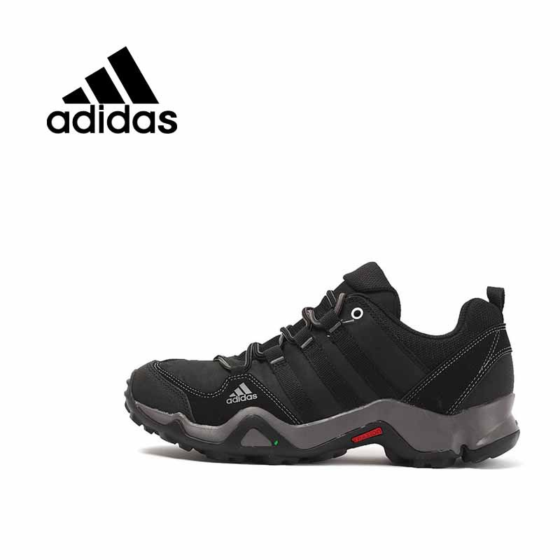 100% Original new Adidas men's winter outdoor sports shoes running cross country shoes sneakers free shipping(China (Mainland))