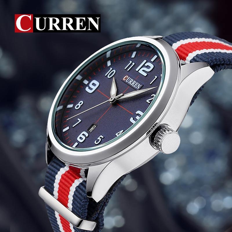 Curren Clock Chinese Goods Catalog