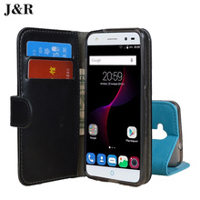 Luxury PU Leather Case ZTE Blade V7 Lite 5.0 Flip Cover Phone Bags Protective V7Lite J&R - iSaio Mobile Accessories Store store