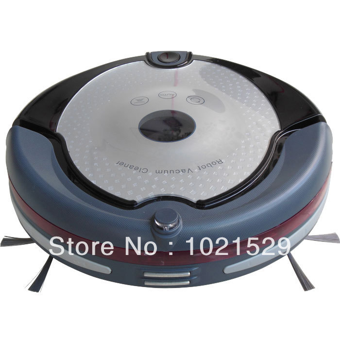 New Designed Intelligent Vacuum Cleaner Robot A360 Automatic Auto Vacuum Cleaner(China (Mainland))