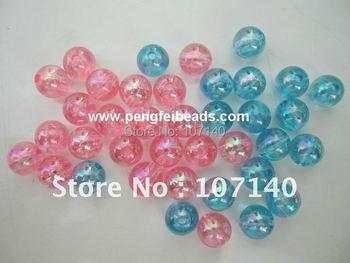6mm DIY AB color bead/Arylic beads/plastic bead