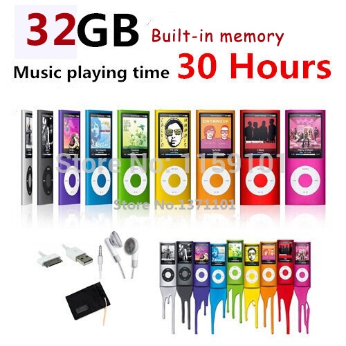 MP3/MP4-плееры из Китая