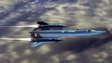 "Buy SR 71 Blackbird Reconnaissance aircraft Fabric poster 24"" x 13"" Decor 03 for $8.83 in AliExpress store"