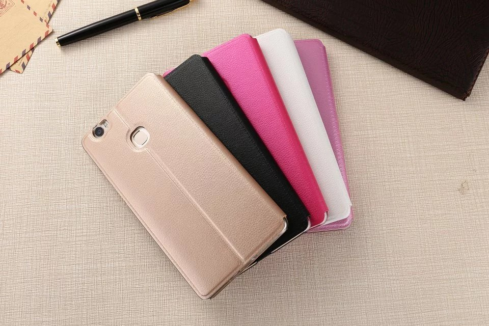 2017 NEW Arrival Phone Case Cover For Huawei Honor Note8 PU Leather Smart Flip Power Saving Back Case For Huawei NOTE8 Cover(China (Mainland))