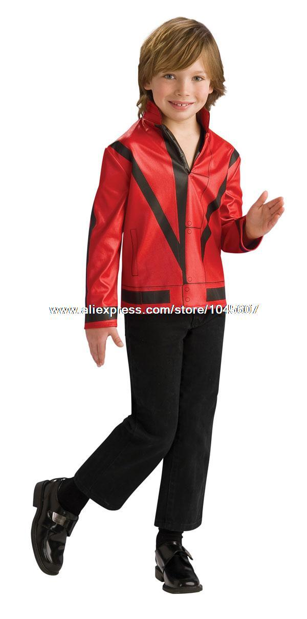 Michael Jackson Thriller Jacket Pattern Michael Jackson Child Thriller
