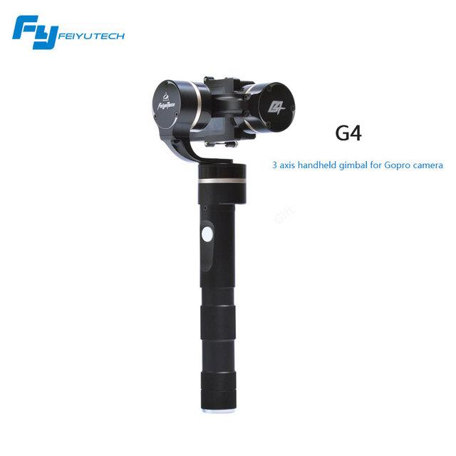 FeiyuTech 2015 new 3-axis handheld  gopro 3 / 3 + 4 stalizer gimbal