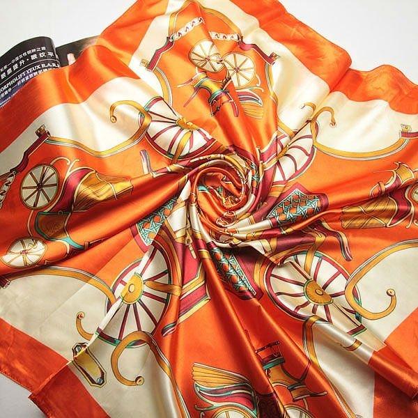 90 см * 90 см марка дизайн 4 цветов шарф корейский национальный зимние шарфы мода элегантный большой цветок ситец вуаль длинный шарф