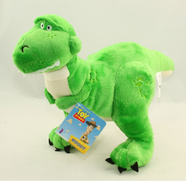 Plush Toy Story Rex Dinosaur soft and stuffed animal toys 30cm<br><br>Aliexpress