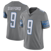 9 Matthew Stafford Jersey Men's Adult Embroidery Stitched 2017 Color Rush Limited Jersey(China (Mainland))