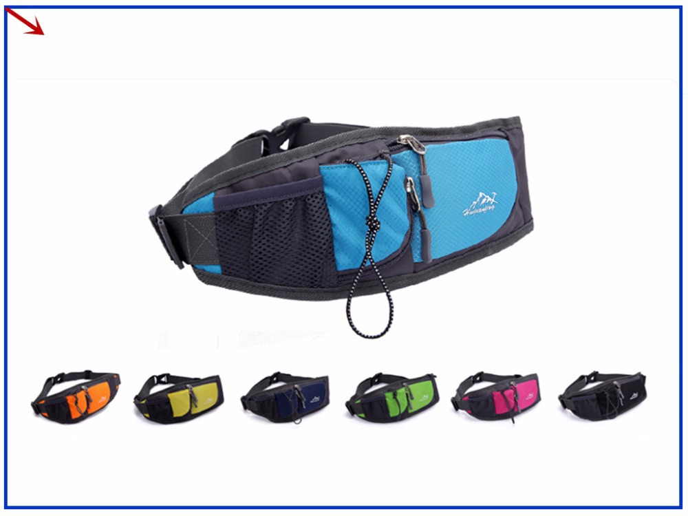 Multi-functional Belt Bumbag Outdoor Sport cycling bicycle Waist Pack waterProof bag for travel hiking walking climbing<br><br>Aliexpress