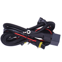 Buy ONE Piece 9006/HB4 Relay Harness Wire HID Xenon Light Controller Socket Adapter Plugs Lamp Cable Wiring Conversion Kit wholesale for $4.11 in AliExpress store