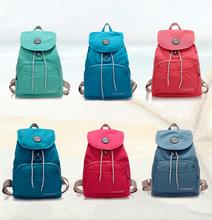 HOT SALE Waterproof Women Nylon Zipper BackpackS Kiple Style Printing Sports Bookbags Schoolbag Mochilas Child Girl School Bags