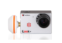 F08809 Walkera ILook+ FPV HD Camera 1920x1080P 13MP with Build-in Transmitter Wide-angle Lens Camera us fs(China (Mainland))