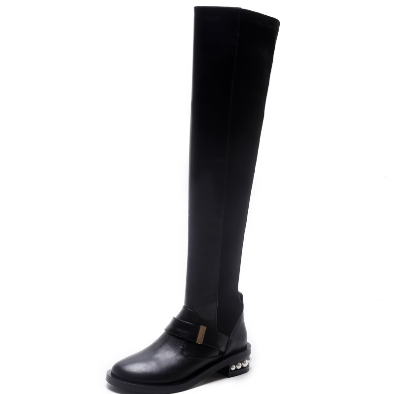 popular thigh high rubber boots buy cheap thigh high
