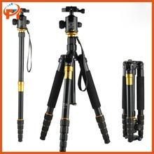 Free Shipping New Tripod ,Professional Portable DigitalQ-999 SLR Camera Tripod Camera Tripod Q999,Max Load 5kg