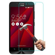 100% 0.3mm 2.5D Curved 9H For ASUS ZB452KG Tempered Glass Screen Protector For Asus Zenfoen Go ZB452KG Protective Film Guard(China (Mainland))