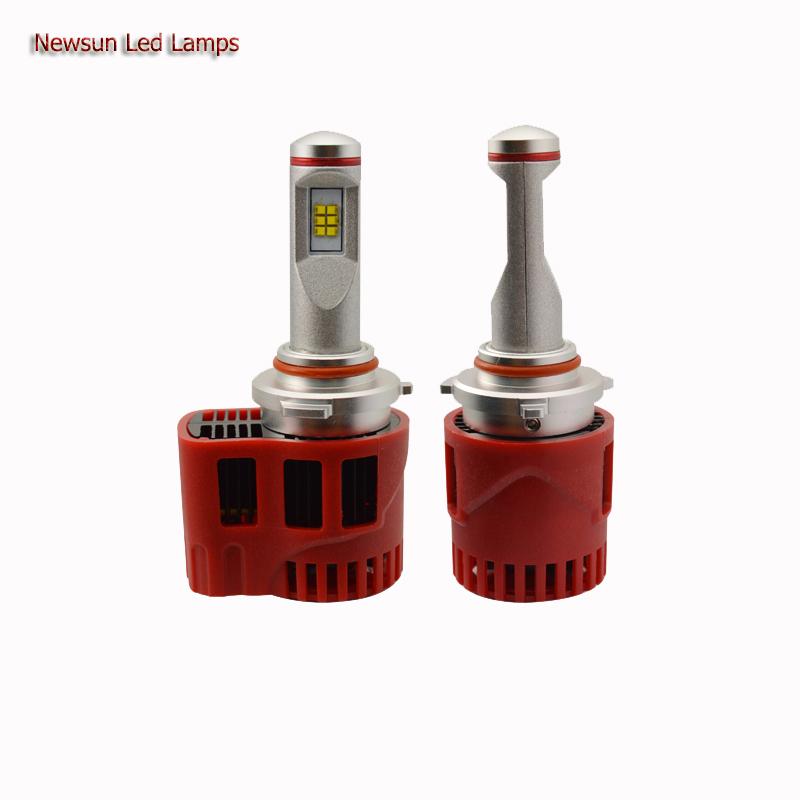 2015 45W 4500Lm H10 HB3 HB4 Led Headlight Conversion Kit Driving Lamp Bulb Motorcycle Car Light Source Xenon White 6000K<br><br>Aliexpress