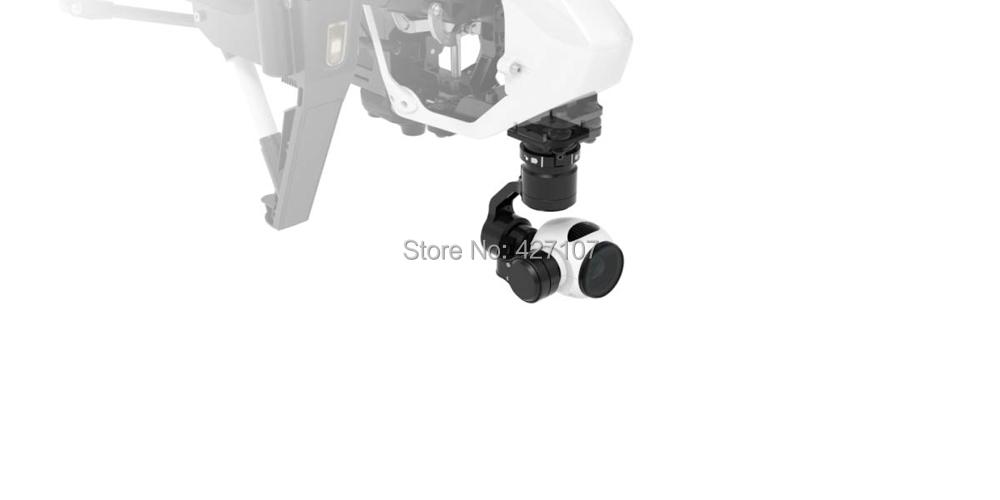 100% Original DJI Inspire 1 V2.0 3-Axis Gimbal 4K Camera Zenmuse X3 W/Plastic Case Fast Shipping Via EMS