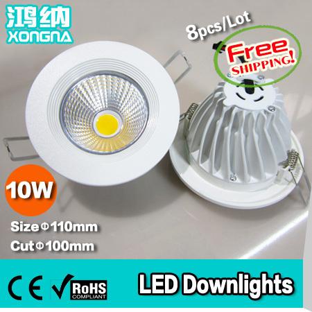 Светильник из светодиодов 10w