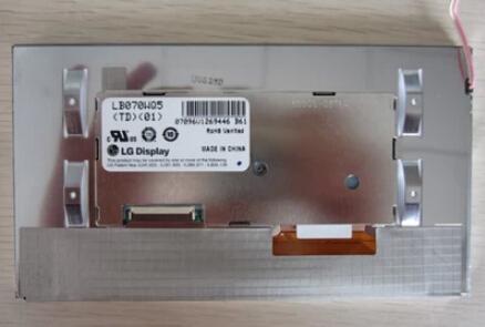 7.0 inch LB070WQ5 LB070WQ5-TD01 LB070WQ5(TD)(01) for CAR lcd screen display module panel<br><br>Aliexpress