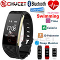 Chycet Original S2 Bluetooth Smart Band Wristband Heart Rate Monitor IP67 Waterproof Smartband Bracelet For Android