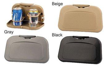 2015 Promotion Steering Wheel Desk Cup Holder Car Seat Multi Tray Mount Food Table Meal Desk Stand Drink Cup Holder - Sample