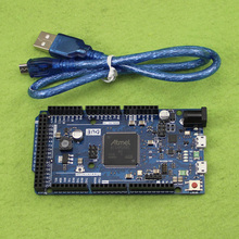 Free Shipping 1pcs/lot For Arduino Due 2012 R3 ARM Version Main Control Board(China (Mainland))