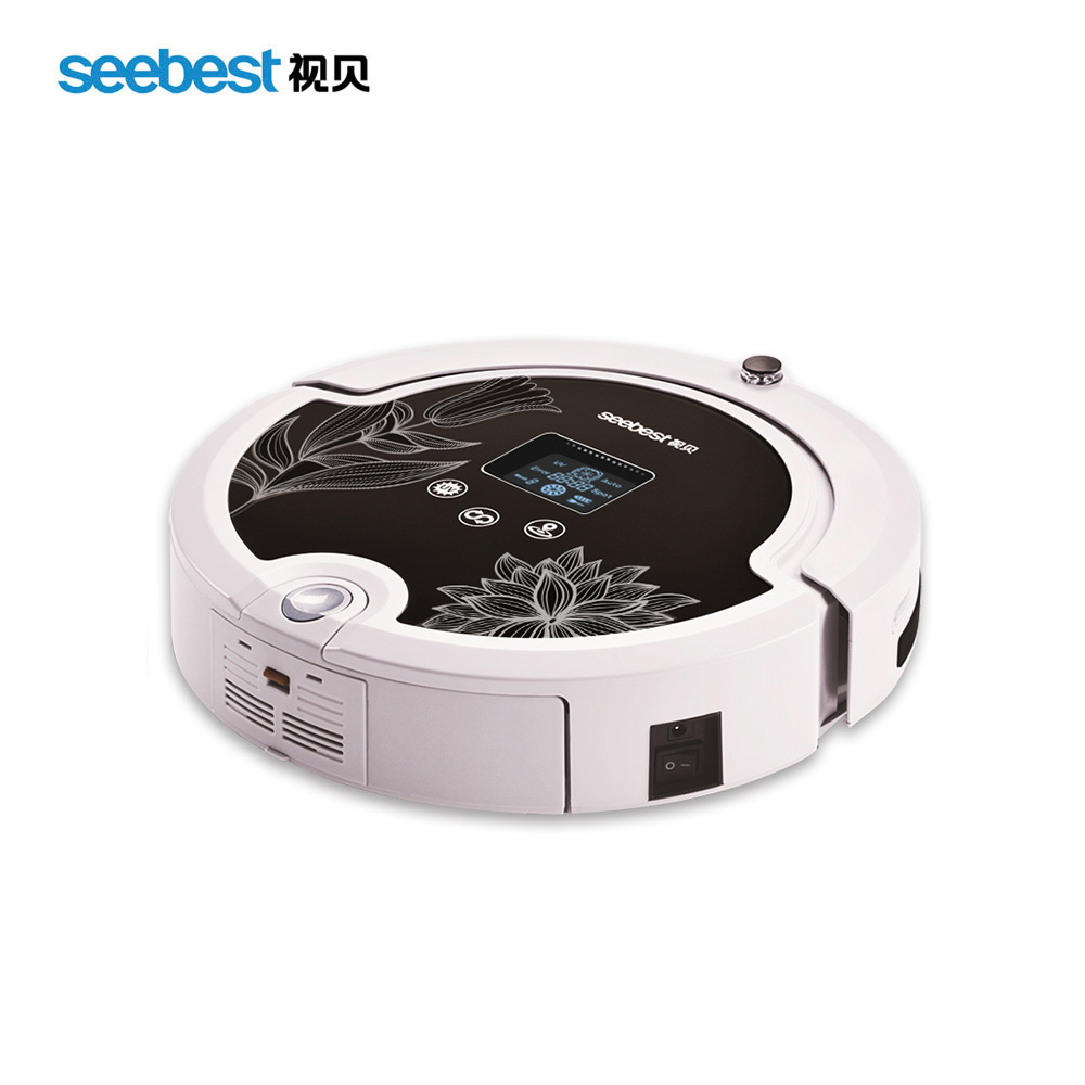 (Free to Australia)Seebest C571 As Seen On TV Ebay Best Sellings Maid Robot Vacuum Cleaner Prices(China (Mainland))