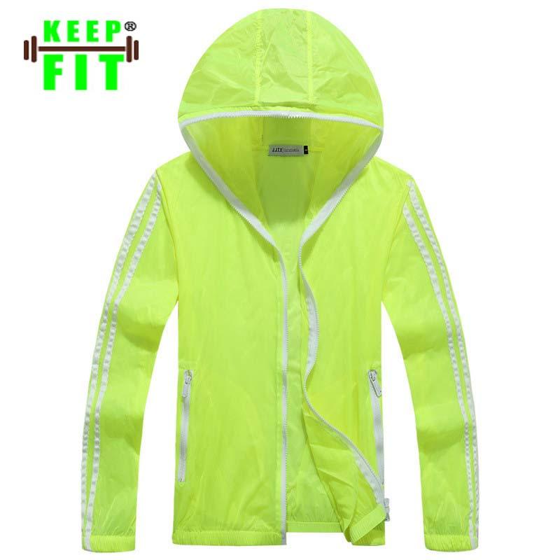Lightweight Running Rain Jacket - JacketIn