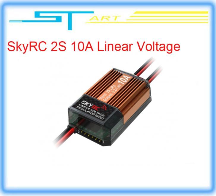 2014 hot selling SkyRC 2S 10A Linear Voltage Regulator 5.2V 6.0V 6.8V 7.4V  free shipping for rc plane remote co toys helikopter<br><br>Aliexpress