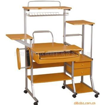 Supply fashion, simple wood computer desk(China (Mainland))