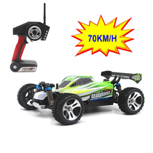 Buy 70KM/H!New Arrival 1:18 4WD RC Car Wltoys A959 Updated Version A959-B 2.4G Radio Control Truck RC Buggy Highspeed Off-Road for $6.59 in AliExpress store