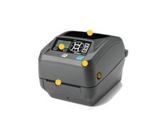 Desktop Zebra printer ZD500R thermal UHF RFID electronic label ribbon printer 300DPI for sale(China (Mainland))