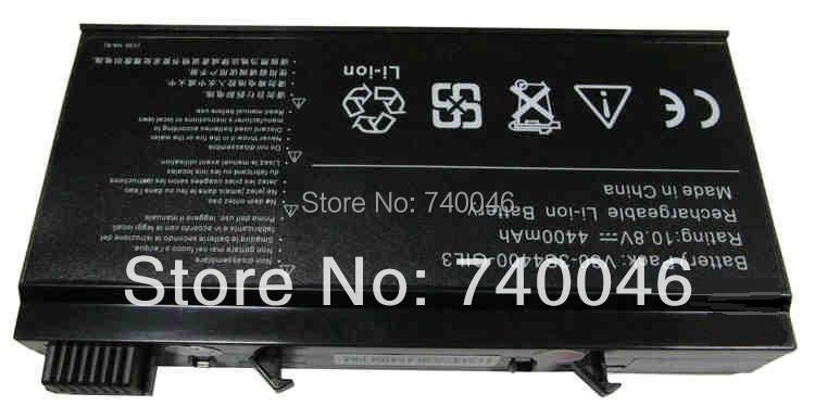 laptop battery for Hasee F1000 F1600 F3000 F4000 L1400 L1600 F545R F580T F223S Q540S Q550S F225S F550S Q1000 Q1600(China (Mainland))