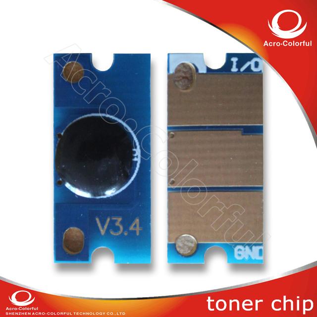 HOT!!! Compatible laser printer spare part cartridge Toner Rest Chip for Minolta magicolor 1600W 1650EN 1690MF