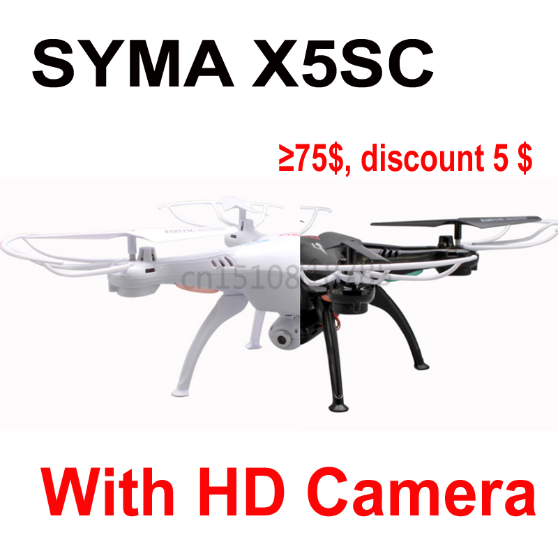 Гаджет  New Listing SYMA X5C Upgrade syma X5CS 2.4G 4CH 6-Axis Professional aerial RC Helicopter Quadcopter Toys Drone With Camera None Игрушки и Хобби