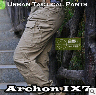 TAD Archon IX7 Military Outdoors City Tactical Pants Men Spring Sport Cargo Pants Army hiking Training Combat Outdoor Trousers(China (Mainland))