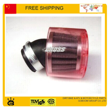 air filter GY6 scooter motorcycle 49cc 50cc 110cc 125cc 70cc 90cc performance parts stainless Free shipping(China (Mainland))