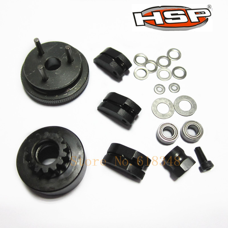 81020 Clutch Bell For HSP RC 1/8 Model Car Spare Parts<br><br>Aliexpress