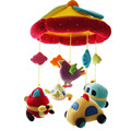 SHILOH Improved Deluxe Baby Plush Crib Mobile Crib toy Newborn Infant Kid Boy Girl Doll with