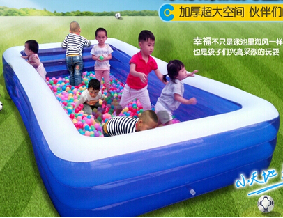 Large Thickening Adult Swimming Pool For Family Children Inflatable Bathtub Baby Play Pool