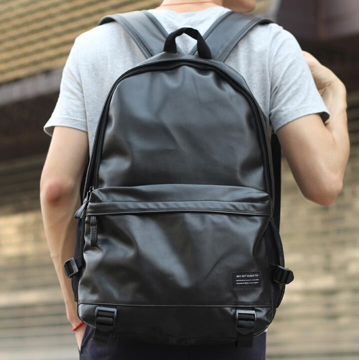 Men's backpacks 2015 sport brand bag men backpack laptop outdoor leather backpack men's travel bags big tactical backpack V2G55(China (Mainland))
