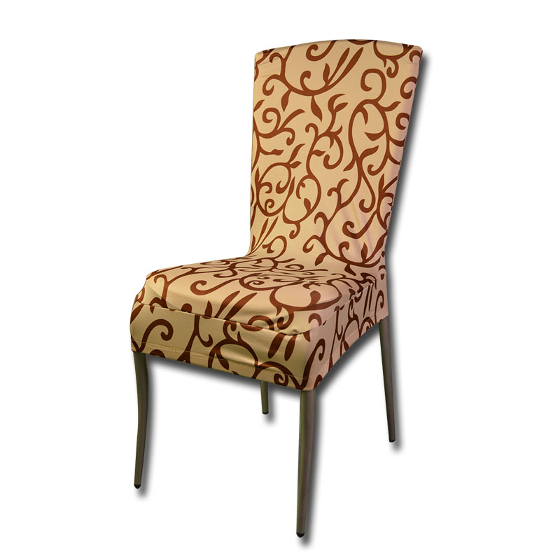 quality home chair cover thickening dining chair elastic chair cover