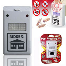 Riddex Plus Pest Repellent Repelling Aid for Rodents Roaches Ants Spiders EU Free Shipping x7835(China (Mainland))