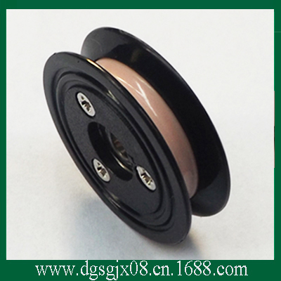 Assemble ceramic wire guide pulley CR1005-B08 for wire drawing machine(China (Mainland))