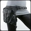 Shoulder Purse leather women bag carteras mujer bag thigh Motor leg Outlaw Pack Steampunk bag Thigh