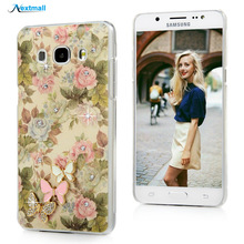 """Buy New 3D Bling Diamond Capas Fundas Samsung Galaxy J5 (2016 Version) J5108 5.2"""" Hard Crystal Clear Protective Back Case Cover for $1.64 in AliExpress store"""
