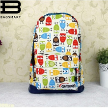 Buy BAGSMART Women's Canvas Backpacks Student School Bags Girl Teenagers Casual Schoolbag Rucksack Bagpack Back Pack Mochila for $16.96 in AliExpress store