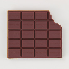 Chocolate Stickers Creative Sticker Diary High Quality Note Notebook Papeleria Office Supplies 1pcs(China (Mainland))
