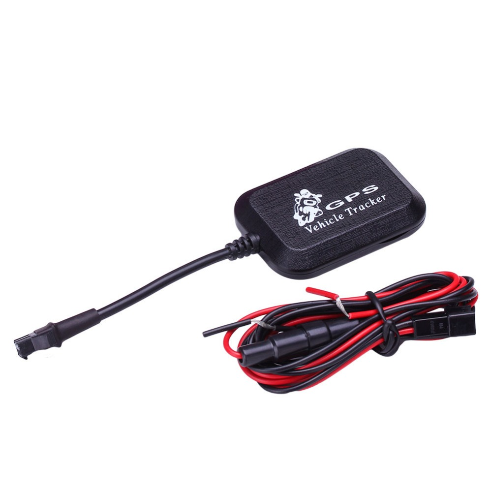 Vehicle Car Motorcycle GT005 Mini GPRS GSM GPS Tracker Locator 4 Bands Real Time Tracking